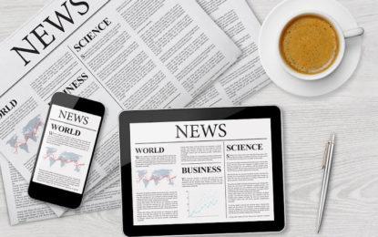 تاریخچه و زاد روز روزنامه نگاری آنلاین